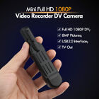 T189 8MP Lens Full HD 1080P Mini Pen Voice Video Camera Recorder Portable TV Out
