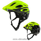O'Neal Orbiter 2 Negro Neón Bicicleta Casco All Mountain Estelo MTB Enduro...