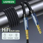Ugreen 3.5mm Jack Auxiliary Audio Stereo Cable Braided for iPhone, iPad,Car Aux