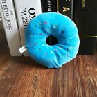 Hot Sale Puppy Animal Play Lovely Squeaker Pet Toys Donut 3 Color Dog Toy