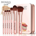 BIOAQUA 7Pcs Makeup Brushes Set Eye Lip Face Foundation Brush Kit Cosmetic Tools
