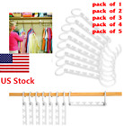 Kyпить Wonder Closet Organizer Space Saver Magic Hanger Clothing Rack Clothes Hook US на еВаy.соm