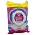 Внешний вид - S2O Laundry Sheets 100ct Pouch Stain Remover Laundry Detergent Bonus 10 Pack