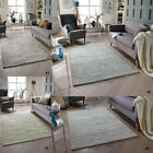 BEST QUALITY AREA FLOOR RUG THICK DURABLE HARPER WOOL JUTE COTTON HAND WOVEN RUG