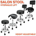 Adjustable Hydraulic Swivel Stool Salon SpaTattoo Chair Facial Massage Equipment