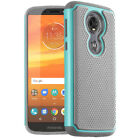 Exact Design Anti-Scratch TPU Cover For Moto E5 Plus Rugged Bumper Case 5 Colors