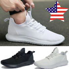 Sneakers Mens Comfortable Tennis Running Trainers Walking Light Weight Shoes Gym