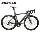 Costelo Speedcoupe Complete Road Bike Carbon Bicycle Shimano Group 48 51 54 56
