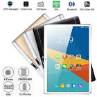 10.1'' 4g+64gb Bluetooth Hd Android 6.0 Tablet Phablet 4 Core 4.0 Wifi 2 Sim Gps