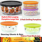 VALUE BUY SAVE $$$~~Pyrex 🎃  Halloween 4 Cup Storage Bowls New You Choose!