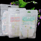 50PCS Plastic packaging retail display hanging bags pouch RAHN