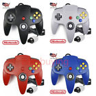 N64 Controller Long Wired Game Pad Joystick for N64 Game System Mario Kart