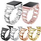 Stainless Diamond Bracelet iWatch Band Strap Apple Watch Series 4 3 2 1 44/40mm image