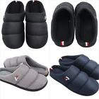 RockDove Men Down Memory Foam Comfort Slippers Washable House Shoes Size 7 14