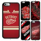 NHL Detroit Red Wings For iPhone XS Max iPod & Samsung Galaxy S10+ e Note9 Case $9.44 USD on eBay