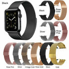 For 40/44MM Apple Watch Series 4 Stainless Steel Milanese iWatch Band Strap 2018