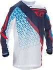 Fly Racing Kinetic Mesh Trifecta Jersey #