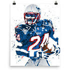 Ty Law New England Patriots FREE US SHIPPING