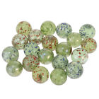"""20 Pack 0.6"""" Multi-Color Glass Marbles Balls Traditional Games Play Toys"""