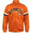 Denver Broncos NFL Men's G-lll Orange Full-Zip Graphic Track Jackets: M-2XL $38.99 USD on eBay