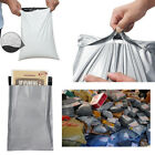 E7FD Waterproof Resist The Infiltration Courier Bags Plastic 8