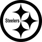 Pittsburgh Steelers NFL Football Color Logo Sports Decal Sticker -Many Colors $5.99 USD on eBay