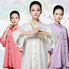 New Fashion High Quality Women's Kung Fu TaiChi Martial arts Exercises uniforms