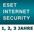 ESET Internet Security 2019 - Global Lizenz - 1, 2, 3 PC / 1, 2, 3 Jahre