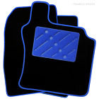 Maserati Shamal (1989 - 1995) Tailored Car Floor Mats Black (Q)