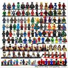 1000+Marvel Avengers Legoing Star Wars Spiderman Super Heroe Building Block Iron