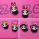 The Powerpuff Girls Metal Stud Earrings