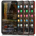 "5.0"" Cheap Factory Unlocked Android 8.1 Cell Smart Phone Quad Core Dual SIM 3G"