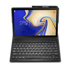 """Folio Keyboard Case Leather Cover for Samsung Galaxy Tab A S4 10.5"""" 2018 Tablet"""