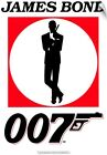 Wall Decal entitled James Bond Collection () $48.75 CAD on eBay