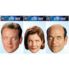 Star Trek Party Fancy Dress Masks Hen Stag Fun Celebration Party Mask Hollywood on eBay