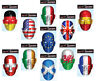 More images of Country Flag Face Mask Printed Card Fancy Dress Official Flag Face Masks United