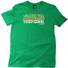 Running T-Shirt Funny Novelty Mens tee TShirt - Unless You Puke Pass Out Die Kee