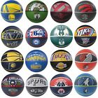 "Spalding NBA Courtside Team Outdoor Rubber Basketball Logo, 29.5"" on eBay"
