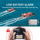 High Speed RC Boat Water Cooling Remote Control  Racing boat RTR +2 Batteries US