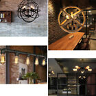 Retro Industrial Design Bar Chandelier Lighting Authentic Industrial Style