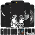 Fashion Space TPU Silicone Rubber Slim Case Cover For iPhone XS Max/XR X/XS 7/8+