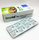 Drontal for Cats Kitten Tablets Tapeworm Dewormer Roundworm