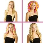 50cm Magic Hair Curlers Curl Formers Spiral Ringlets Leverage Rollers Tool 40pcs