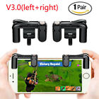 PUBG Shooter Controller Gaming Trigger Fire Button Handle L1R1 For Smart Phone