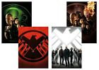 Marvel Comics: Agents of Shield T.V Series,  Hydra  A5 A4 A3 Textless Posters
