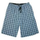 Внешний вид - New Hanes Men's Cotton Madras Drawstring Sleep Pajama Shorts