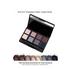 Avon True Colour 8-in-1 Eyeshadow Palette~Nudes & Blues Great Gift for Valentine