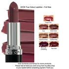 Avon FULL SIZE True Colour Rich Lipsticks ~Pick ~ Toasted Rose or Proper Pink