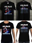Eric Church Double Down Tour 2019 T-shirt Ship from USA image