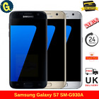 New Factory Unlocked Samsung Galaxy S7 G930t Black White Gold 32gb Android Phone